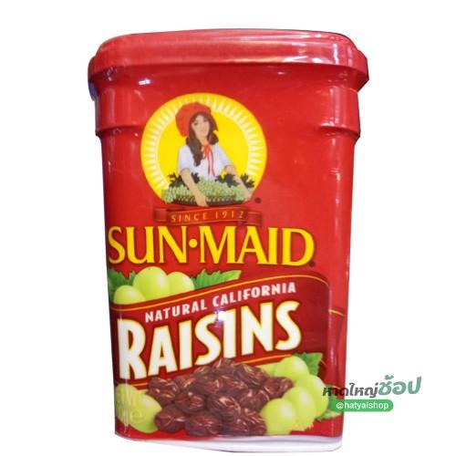 ลูกเกดอบแห้ง Sunmaid Raisins