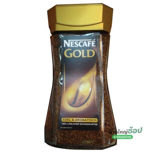 กาแฟ NESCAFE GOLD EDEL & AROMATISCH