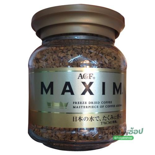 กาแฟ MAXIM GOLD