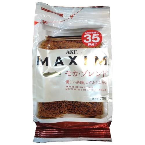 กาแฟ MAXIM 35 ห่อสีขาว