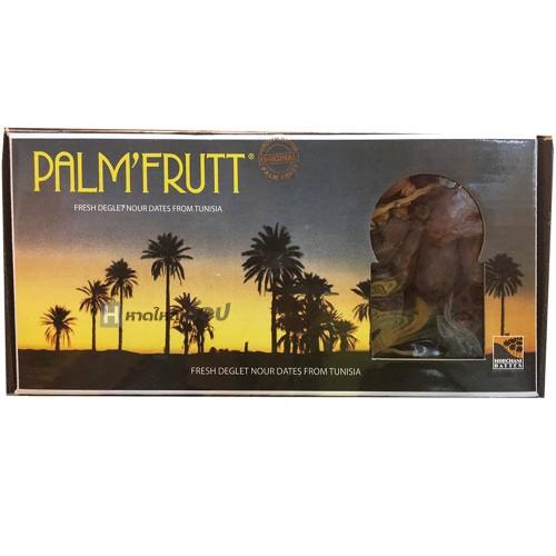 อินทผาลัม Palm fruit มีเมล็ด 400 กรัม